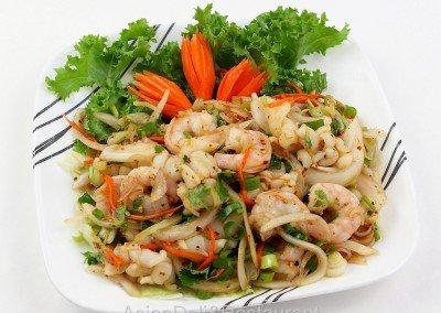 Yum Seafood Salad